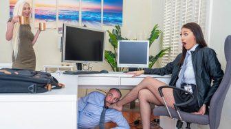 Sapkın Adamın Porno Bağımlısı Olduğunu Anlıyor
